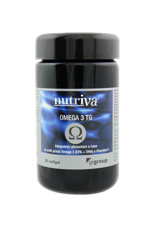 NUTRIVA OMEGA 3 TG 90 CAPSULE SOFTGEL
