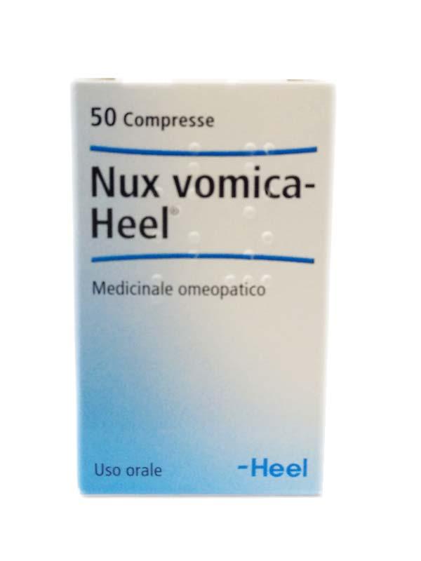 NUX VOMICA HEEL 50 COMPRESSE