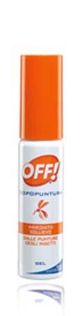 OFF anti zanzare GEL DOPOPUNTURA 25 ml