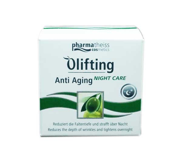OLIFTING ANTI AGING NIGHT CARE - CREMA NOTTE ANTIRUGHE - 50 ML