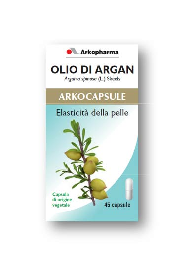 OLIO DI ARGAN ARKOCAPSULE 45 CAPSULE