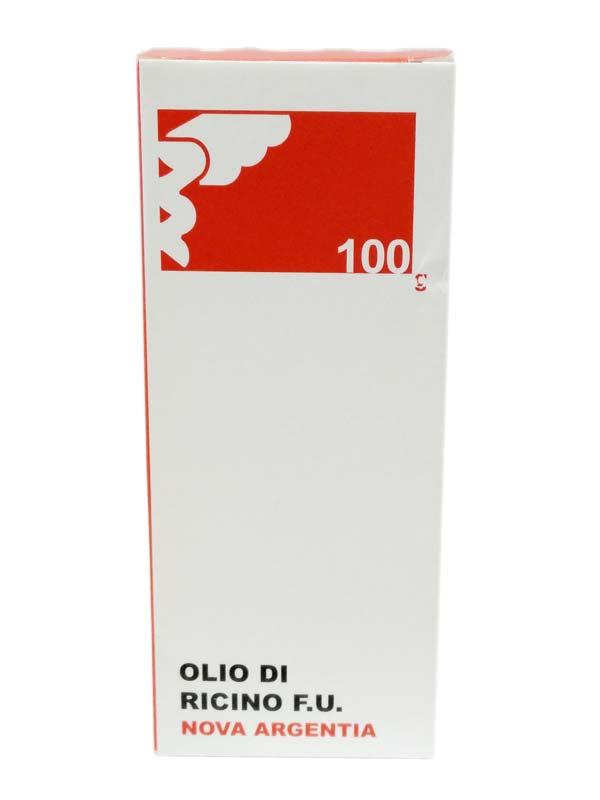 OLIO DI RICINO F.U. 100 G