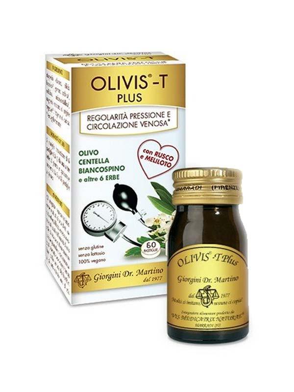 OLIVIS T PLUS 60 PASTIGLIE