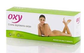 OXY CREMA DEPILATORIA corpo 150 ml