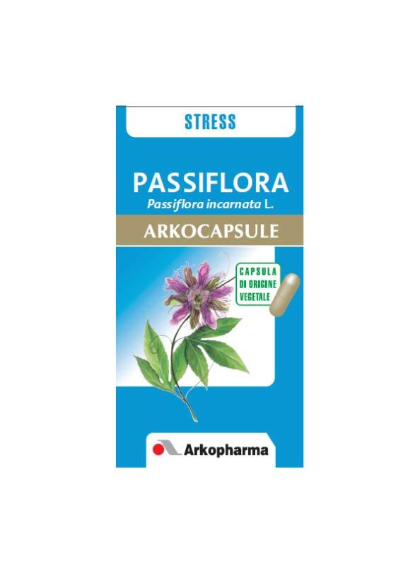 PASSIFLORA ARKOCAPSULE 45 CAPSULE