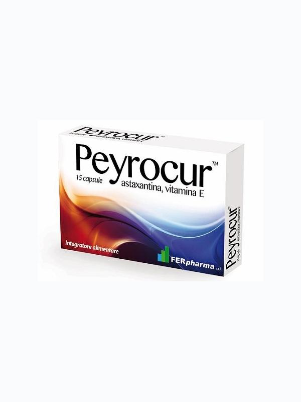 PEYROCUR 15 COMPRESSE MOLLI  DA 0,83 G