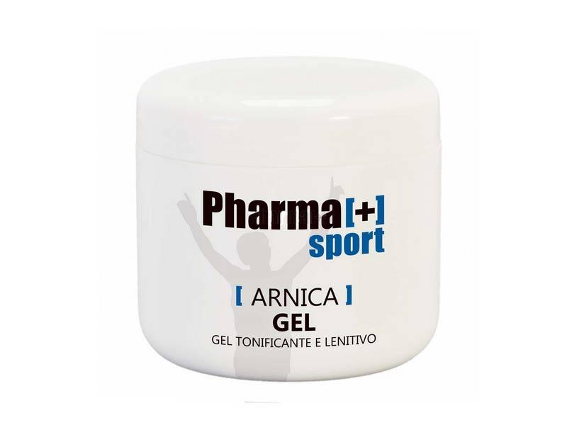 PHARMA+ SPORT ARNICA GEL TONIFICANTE E LENITIVO 500 ML