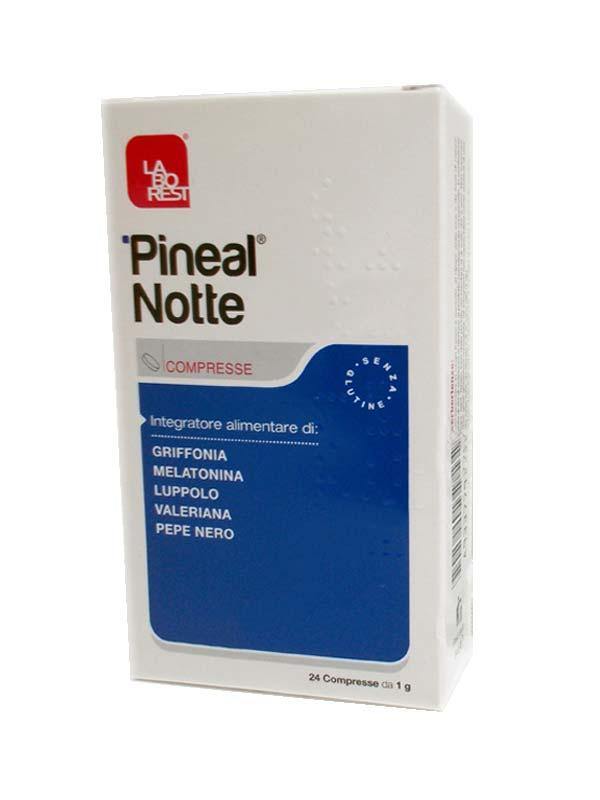 PINEAL NOTTE 24 COMPRESSE DA 1 G