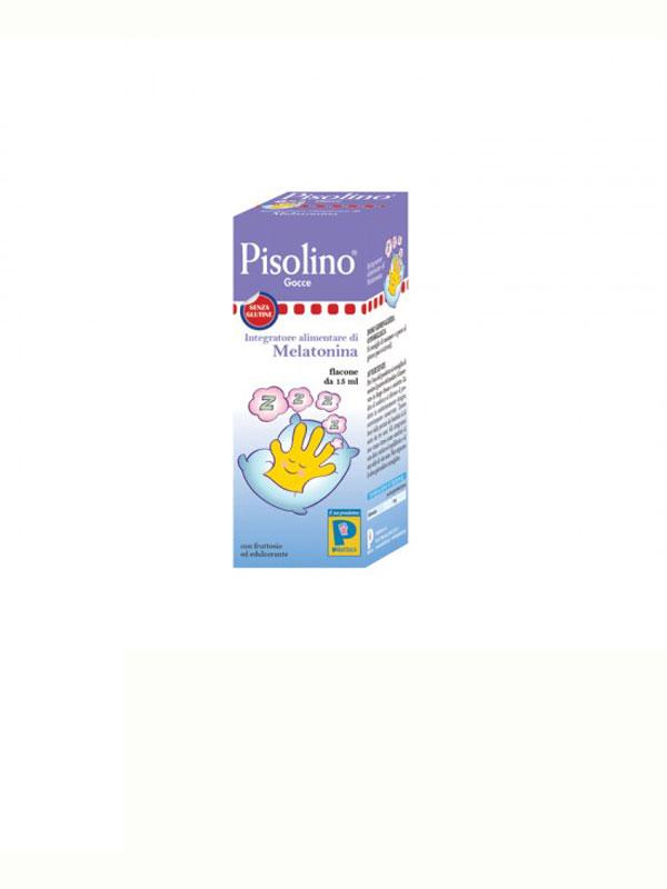 PISOLINO GOCCE 15 ML