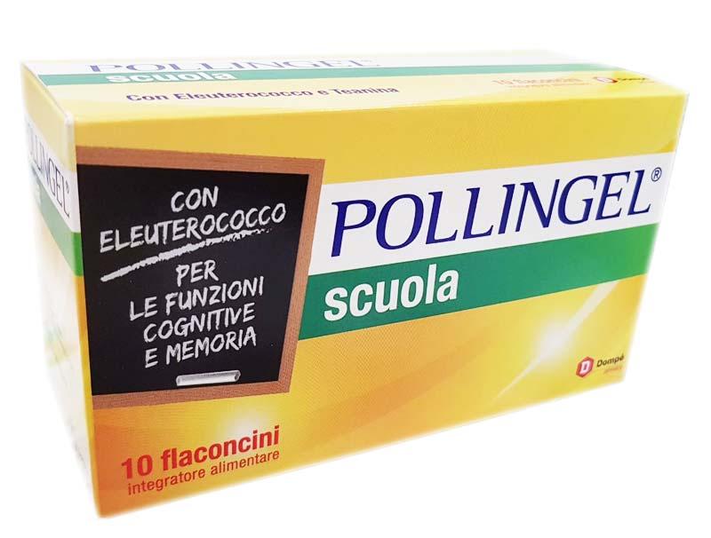 POLLINGEL SCUOLA 10 FLACONCINI DA 10 ML