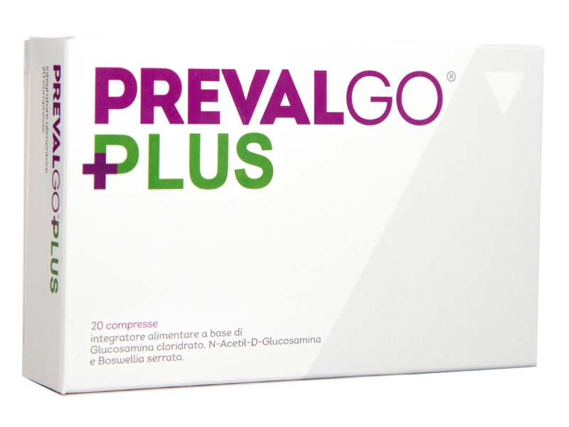 PREVALGO PLUS 20 COMPRESSE