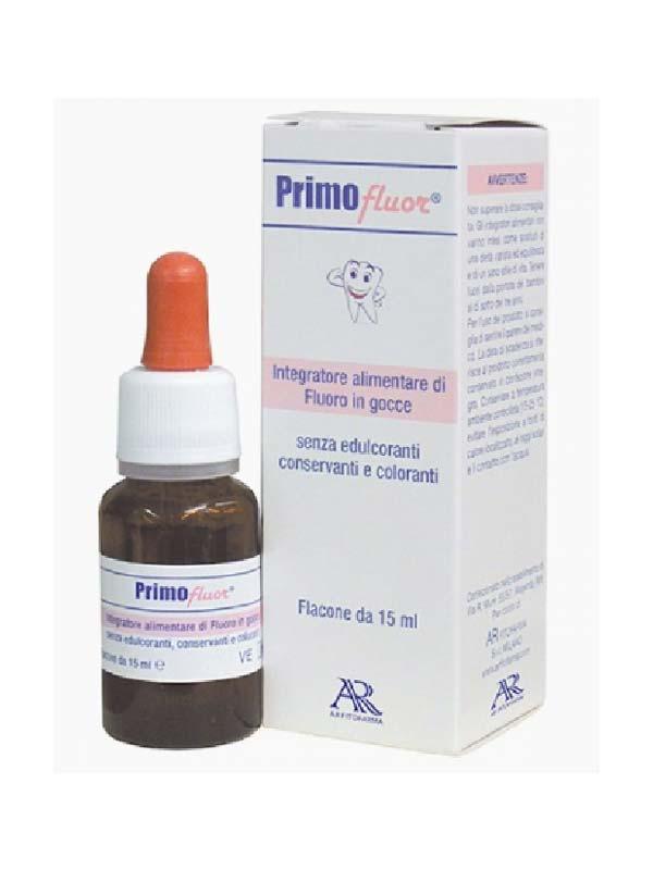 PRIMO FLUOR GOCCE 15 ML