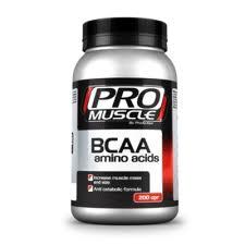 PRO MUSCLE BCAA AMINOACIDS - 90 COMPRESSE