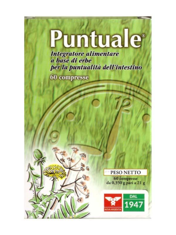 PUNTUALE 60 COMPRESSE