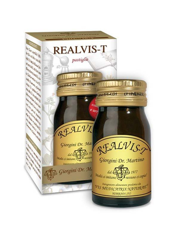 REALVIS T 60 PASTIGLIE
