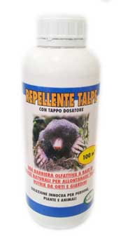 REPELLENTE TALPE GRANULARE - 1000 ML