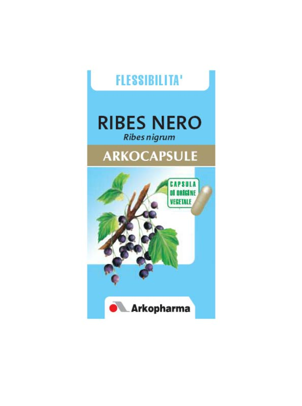 RIBES NERO ARKOCAPSULE 45 CAPSULE