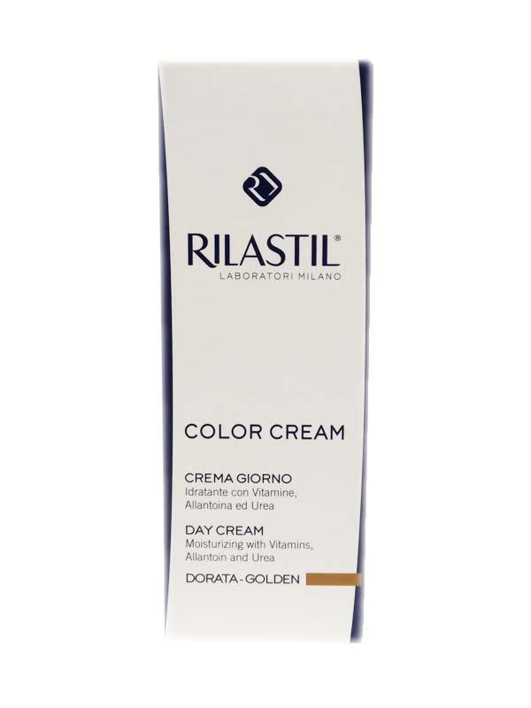 RILASTIL COLOR CREAM CREMA GIORNO DORATA GOLDEN 30 ML