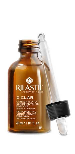 RILASTIL D-CLAR GOCCE CONCENTRATO DEPIGMENTANTE 30 ML