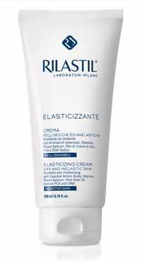 RILASTIL ELASTICIZZANTE CREMA PELLI SECCHE ED ANELASTICHE - 75 ML