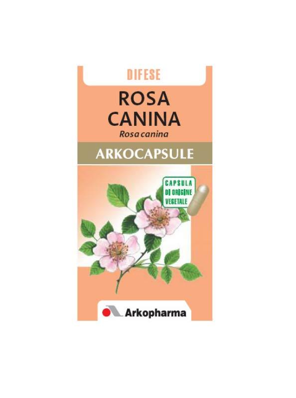 ROSA CANINA ARKOCAPSULE 45 CAPSULE