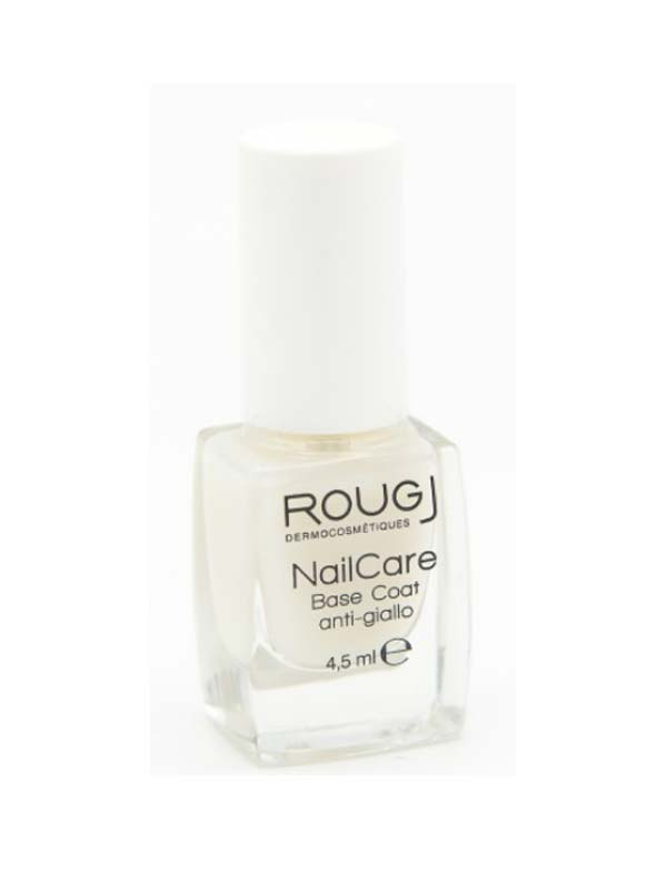 ROUGJ NAIL CARE SMALTO N 22 BASE COAT ANTI GIALLO 4,5 ML