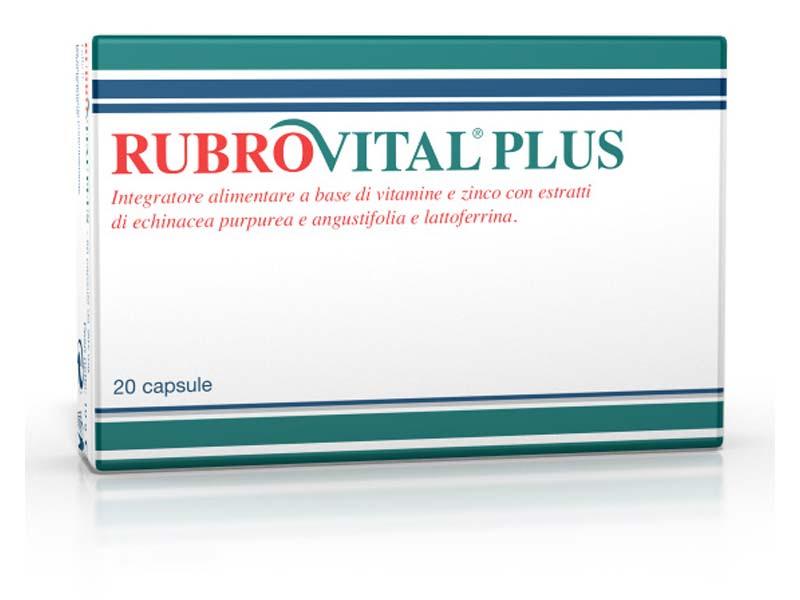 RUBROVITAL PLUS 20 CAPSULE