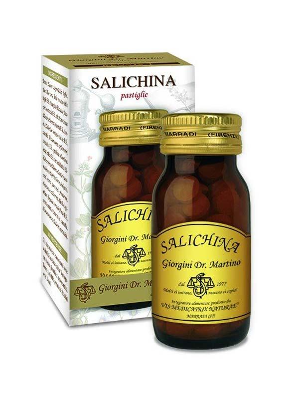 SALICHINA 100 PASTIGLIE DA 500 MG