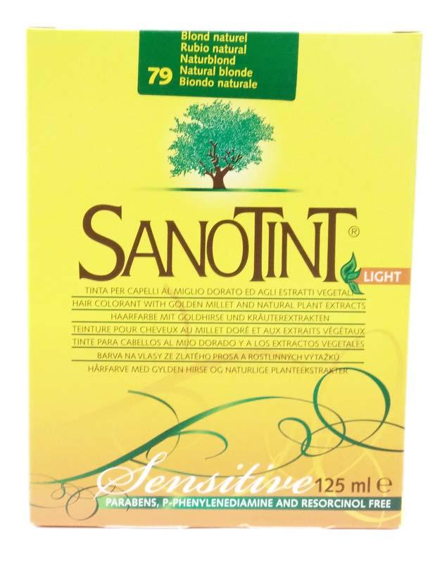 SANOTINT LIGHT SENSITIVE COLORE N 79 BIONDO NATURALE 125 ML