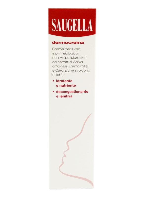 SAUGELLA DERMOCREMA pH FISIOLOGICO 50 ML