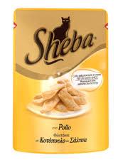 SHEBA CUISINE CON POLLO GR.85 - 48 CONFEZIONI