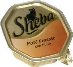 SHEBA PATE CON POLLO GR.100 - 32 CONFEZIONI