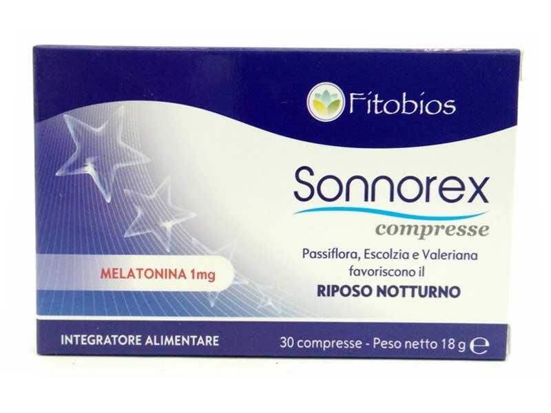 SONNOREX 30 COMPRESSE DA 600 MG