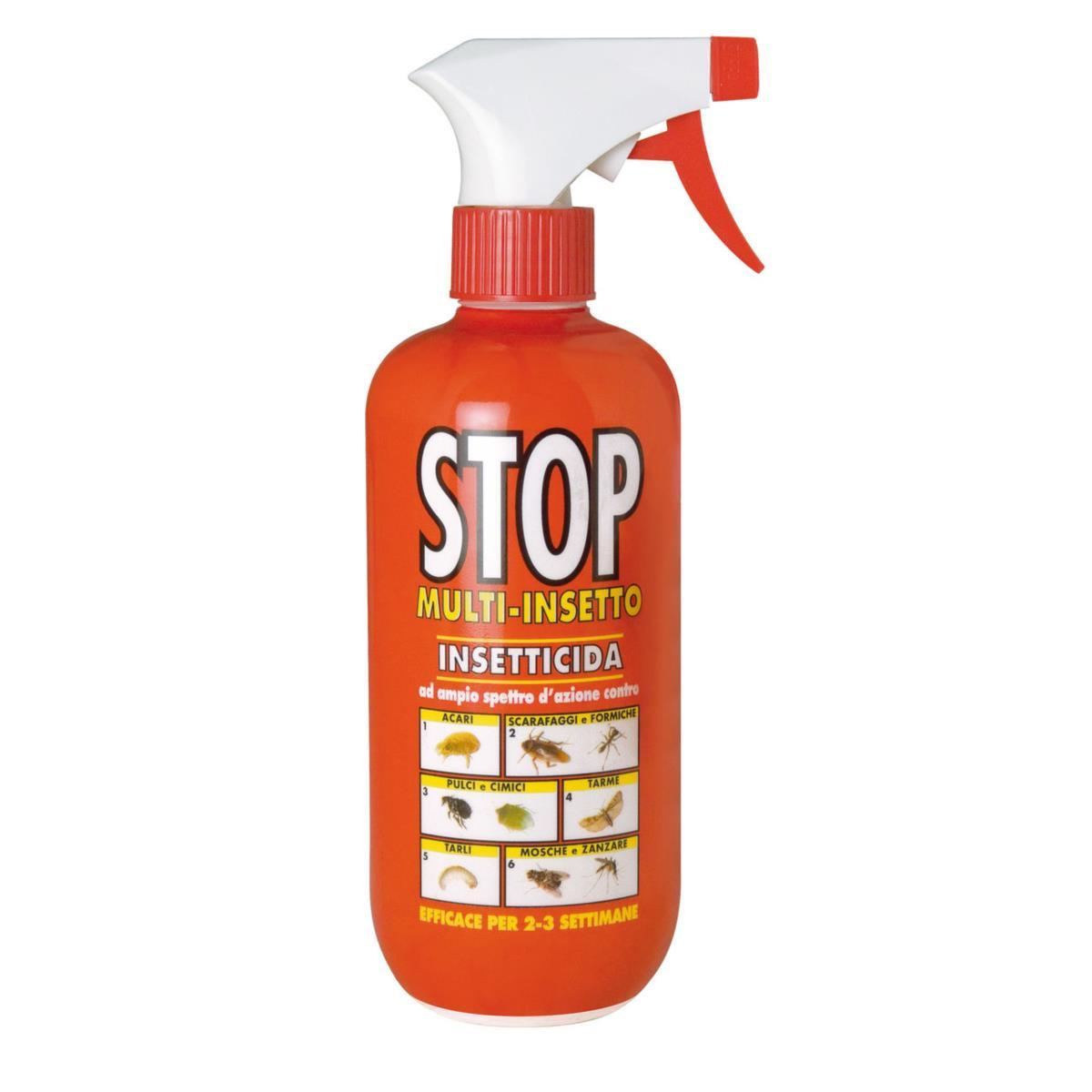 STOP MULTI INSETTO NO GAS 375 ML