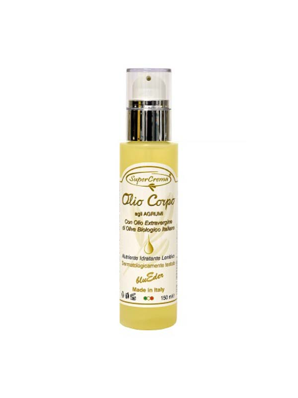 SUPERCREMA OLIO CORPO 150 ML