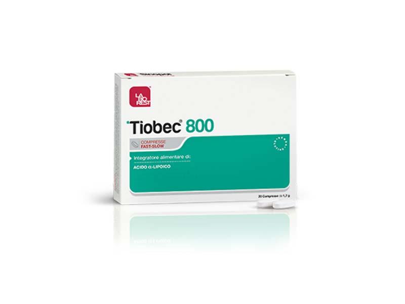 TIOBEC 800 10 BUSTINE