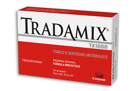 TRADAMIX TX 1000 INTEGRATORE ALIMENTARE PER LA FUNZIONALITA' DELL'APPARATO URINARIO - 16 COMPRESSE