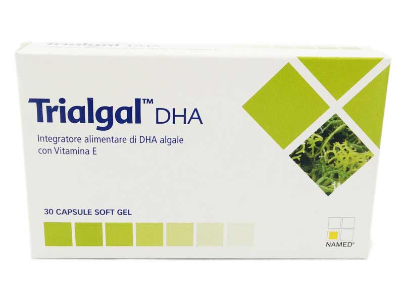 TRIALGAL DHA 30 CAPSULE SOFTGEL