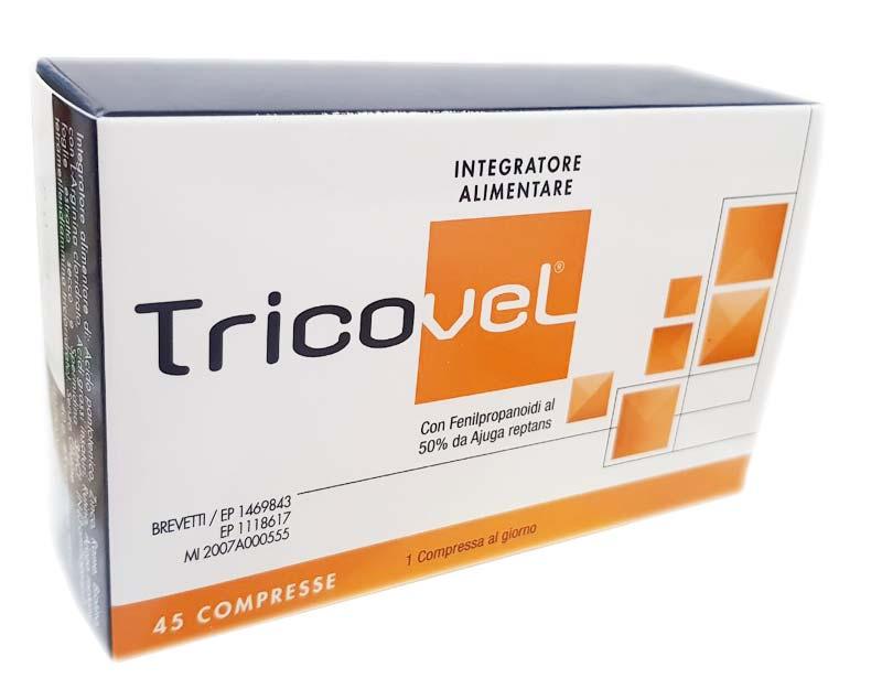 TRICOVEL 45 COMPRESSE