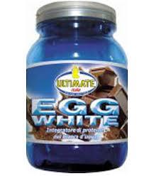 ULTIMATE ITALIA EGG WHITE GUSTO CACAO - 750 G