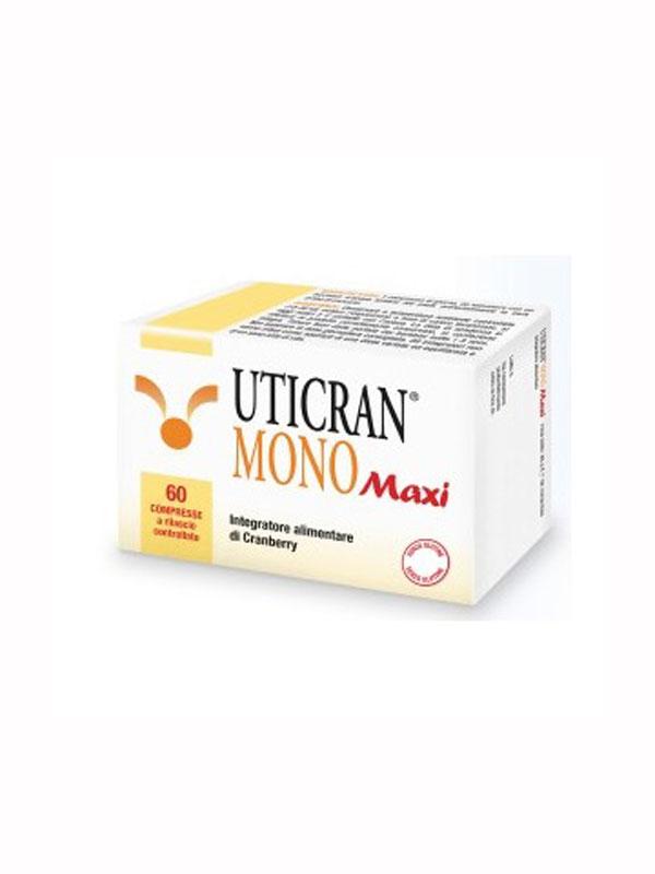 UTICRAN MONO MAXI 60 COMPRESSE