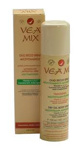 VEA MIX OLIO SECCO SPRAY MULTIVITAMINICO - 100 ML