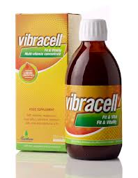 VIBRACELL CONCENTRATO MULTIVITAMINICO - 150 ML