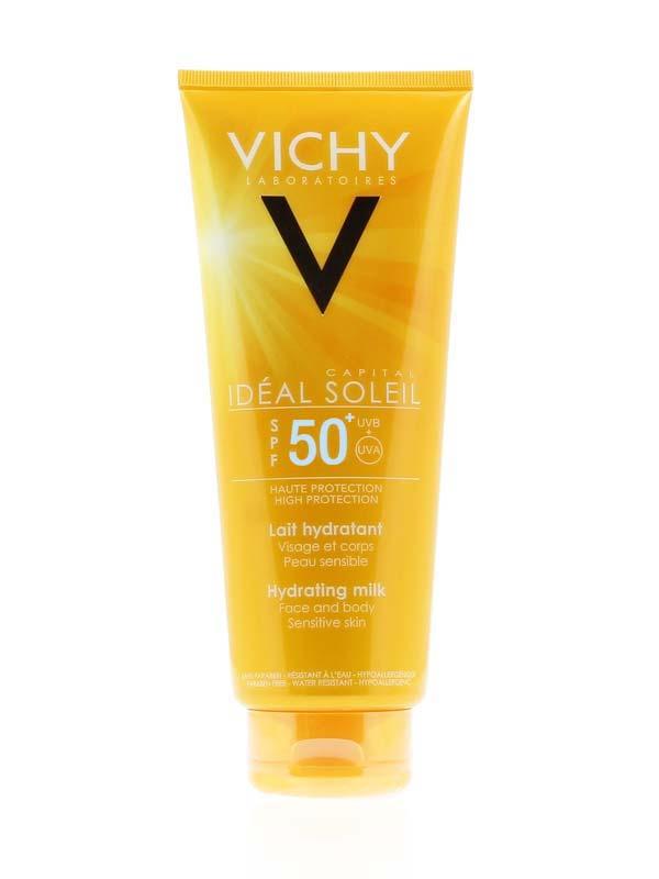 VICHY IDEAL SOLEIL LATTE IDRATANTE SPF 50+ 300 ML