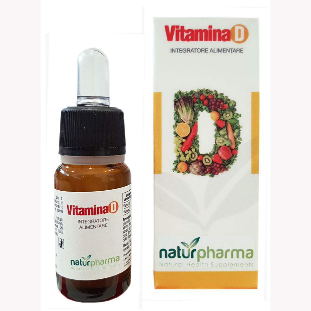 VITAMINA D PURA BIODISPONIBILE 10 ML