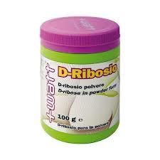 WATT D-RIBOSIO PURO IN POLVERE CARBOIDRATI SEMPLICI - 100 G
