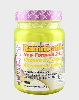 WATT RAMIFICATI+ - AMINOACIDI RAMIFICATI 2:1:1 - 300 COMPRESSE