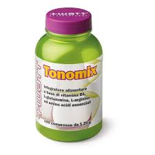 WATT TONOMIX - AMINOACIDI ESSENZIALI E SEMIESSENZIALI - 100 COMPRESSE