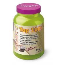 WATT TOP 100x100 PROTEINE DEL SIERO DEL LATTE GUSTO CACAO - 250 G