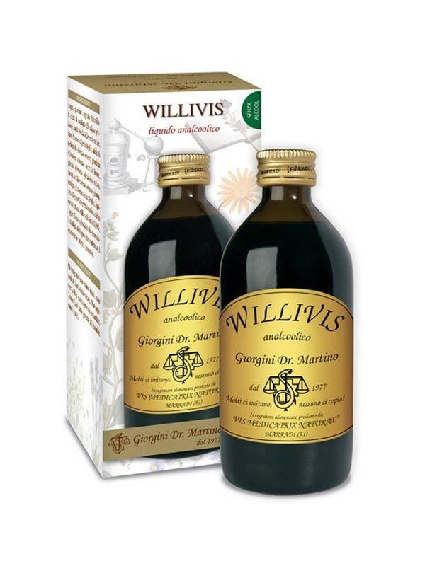 WILLIVIS LIQUIDO ANALCOOLICO 500 ML